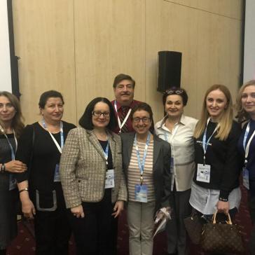 Врачи отделения УЗД РДЦ на VIII съезде специалистов УЗД в медицине (РАСУДМ) с международным участием.