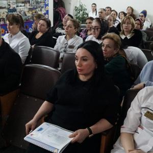 Коллегия Минздрава РД,  посвященная итогам деятельности  диагностической службы за 2019г.