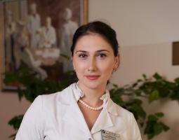 Хамидова Заира Магомедовна