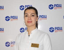 Алиметова Карина Альбертовна
