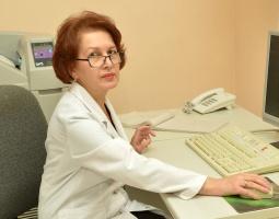 Арсланханова Земфира Камалпашаевна