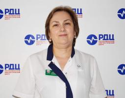 Кудаева Патимат Салаутдиновна