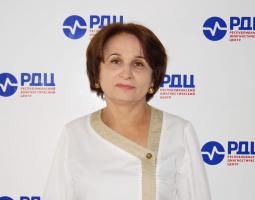Магомедова Лариса Тахсимбековна