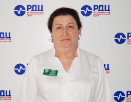 Шахвалиева Ханум Ибрагимовна