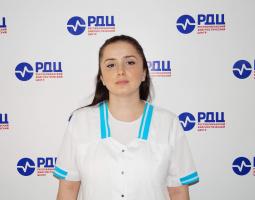 Гаджиева Инжили Рашидовна