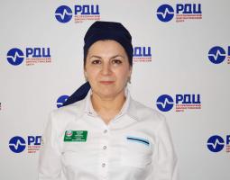 Юсупова Барият Мухтаровна