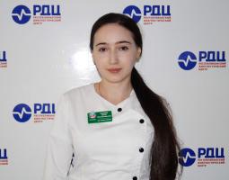 Гаджиева Аминат Магомедгаджиевна