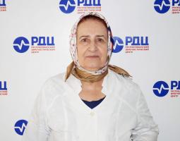 Иджиева Сайгибат Алавутдиновна