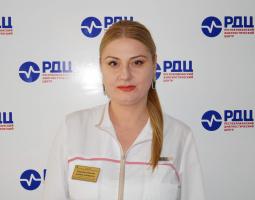 Курамагомедова Динара Дибировна