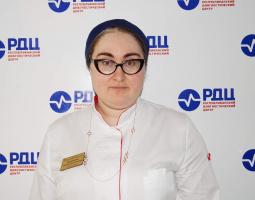 Магомедова Эльмира Магомедовна