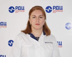 Исмаилова Лаюза Расуловна
