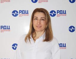 Магомедова Изольда Абдуллаевна