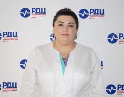 Нагиева Фаина Зейналовна