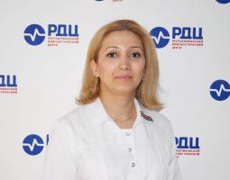 Алиева  Асият Магомедовна
