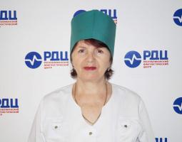 Исалмагомедова Патимат Абдулкадыровна