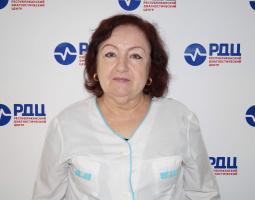 Шахбанова Валентина Абильевна