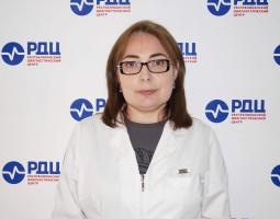 Ибрагимова Аминат Абдулгамидовна
