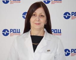 Салаватова Нурият Изамутдиновна