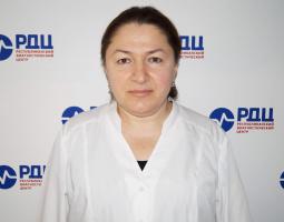 Магомедова Мадина Ахмедовна