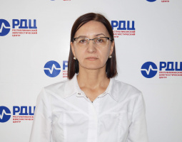 Гитинова Зарема Дамировна