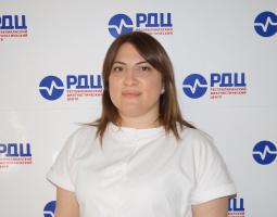 Омарова Патимат Бимагомедовна