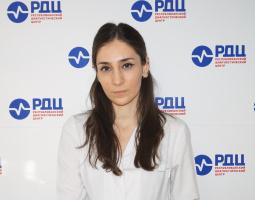 Абдулгапурова Мадина Казимпашаевна