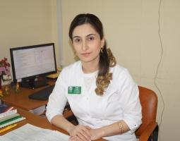 Алиева Саният Гаджиевна