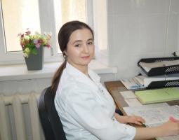 Салаватова Надия Руслановна