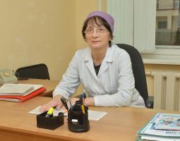 Муркелинская Хадижат Гаджиевна