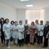 Сегодня отмечает свой юбилей главная медсестра ГБУ РД РДЦ Алпият Гаджиевна.